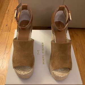 Marc Fisher Ltd Adalyn Espadrille Wedge Sandal